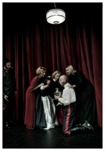 Checkov's Three Sisters at the Maribor Theatre Festival 2012 Photo: © Mare Mutić