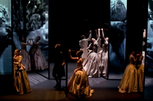 Dangerous Liaisons at the Maribor Theatre Festival 2012 Photo: Checkov's Three Sisters at the Maribor Theatre Festival 2012 Photo: © Tiberiu Marta