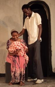 Mary (Munene) and Joseph (Ang'asa)
