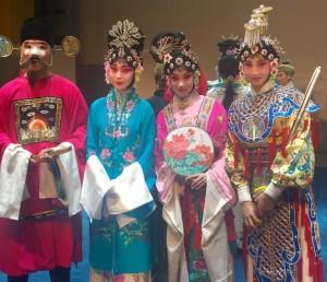 The Peking Opera Photo courtesy of Maria Säkö
